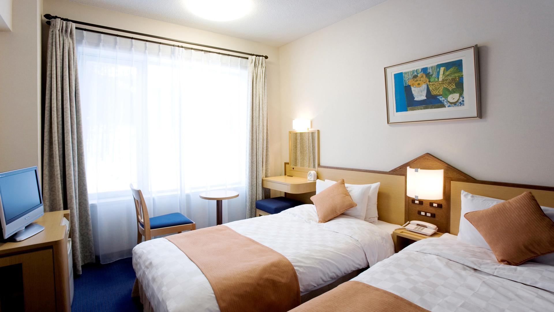 02Furano Prince Hotel Twin B