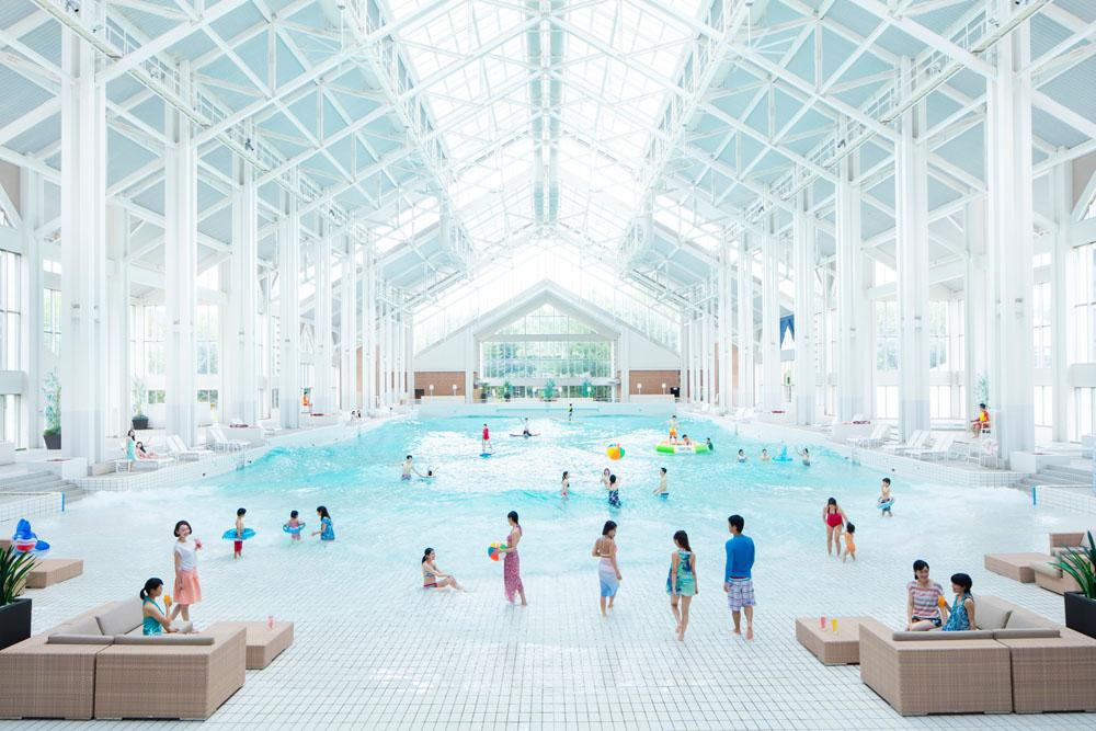 Hoshino Resorts TOMAMU-Minamina beach