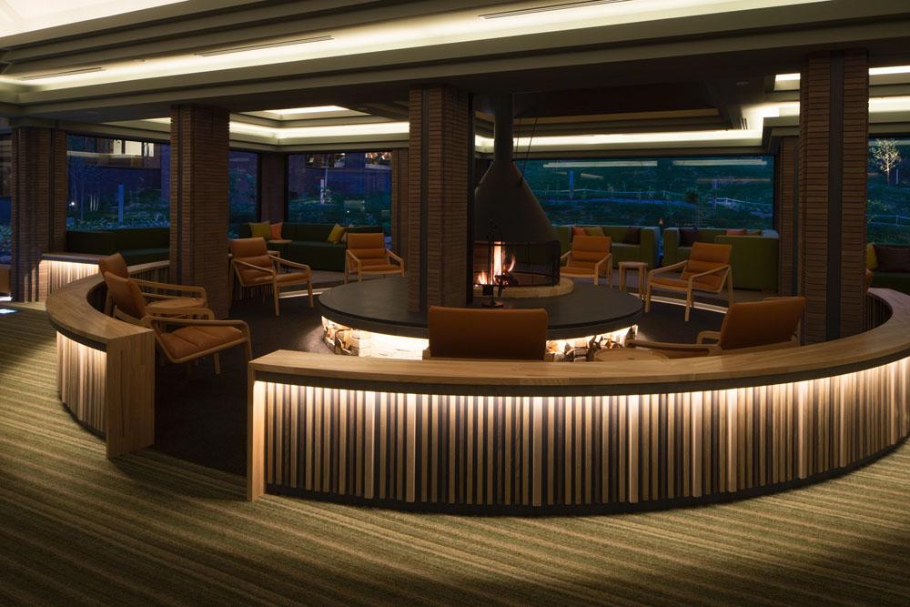 Hoshino Resorts TOMAMU-RISONARE Lounge 1