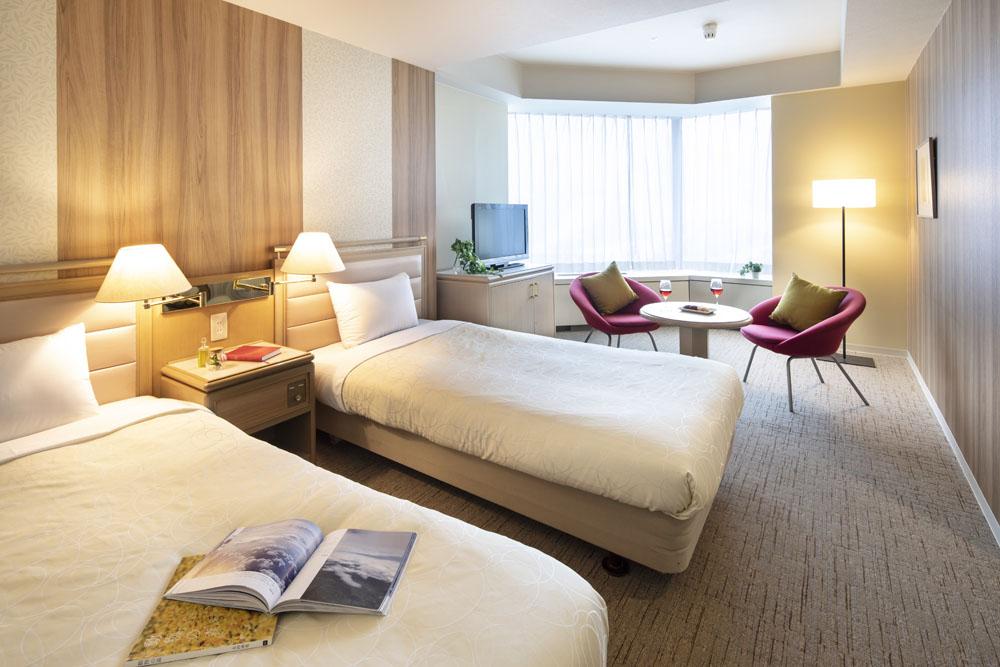 Hoshino Resorts TOMAMU-Standard Twin