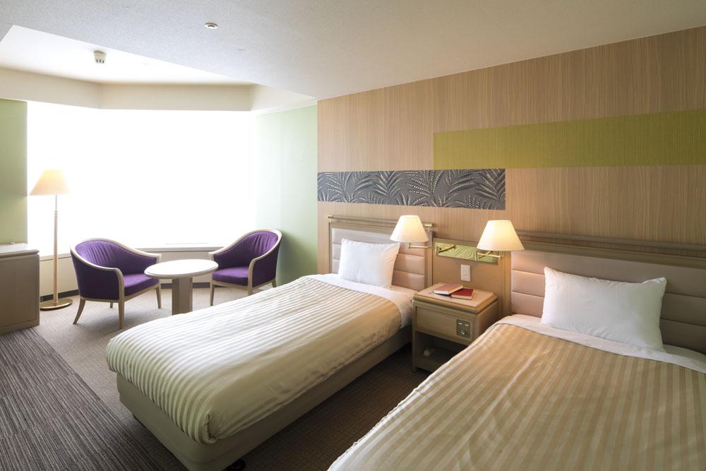 Hoshino Resorts TOMAMU-Standard Twin2