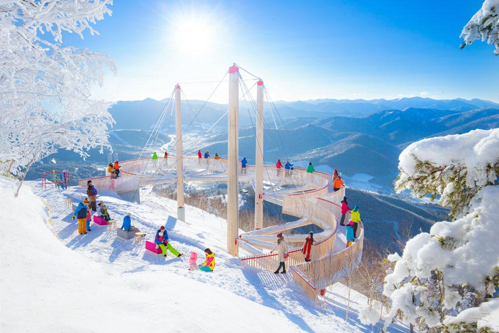 Hoshino Resorts TOMAMU-Terrace of Frost Tree