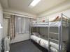 One Bunk Room & 2 person dorm room