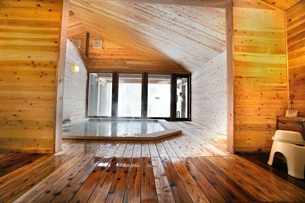 Onsen – Indoor