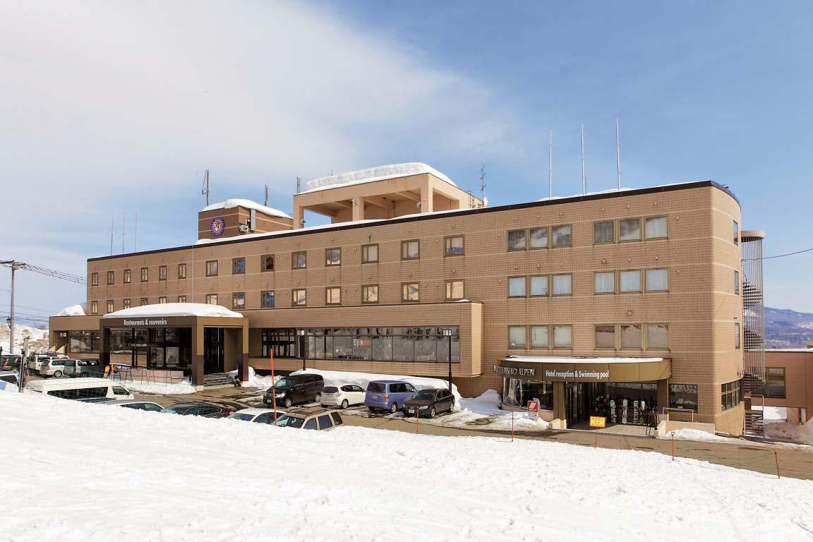 Hotel Niseko Alpen Reviews