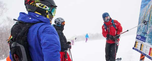 Ski Japan Niseko Backcountry Guiding