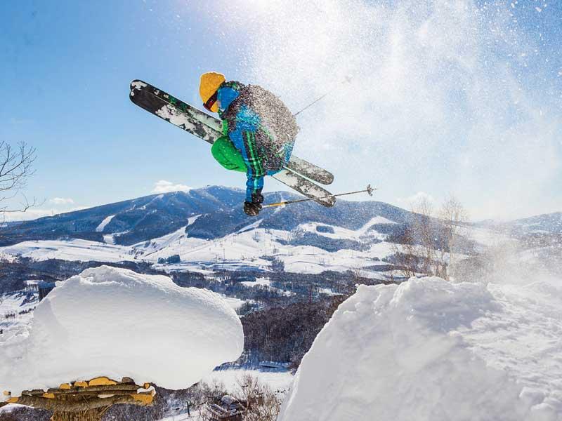 Rusutsu - One of the best ski resorts in Japan