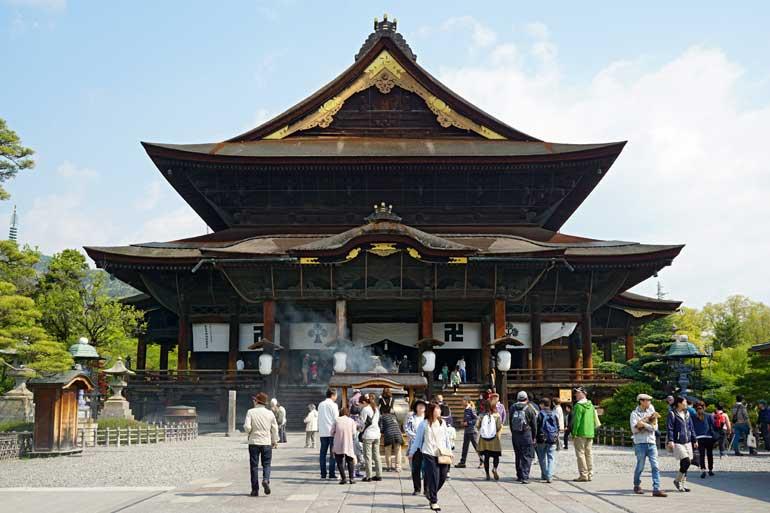 Zenko-ji Temple - Nagano