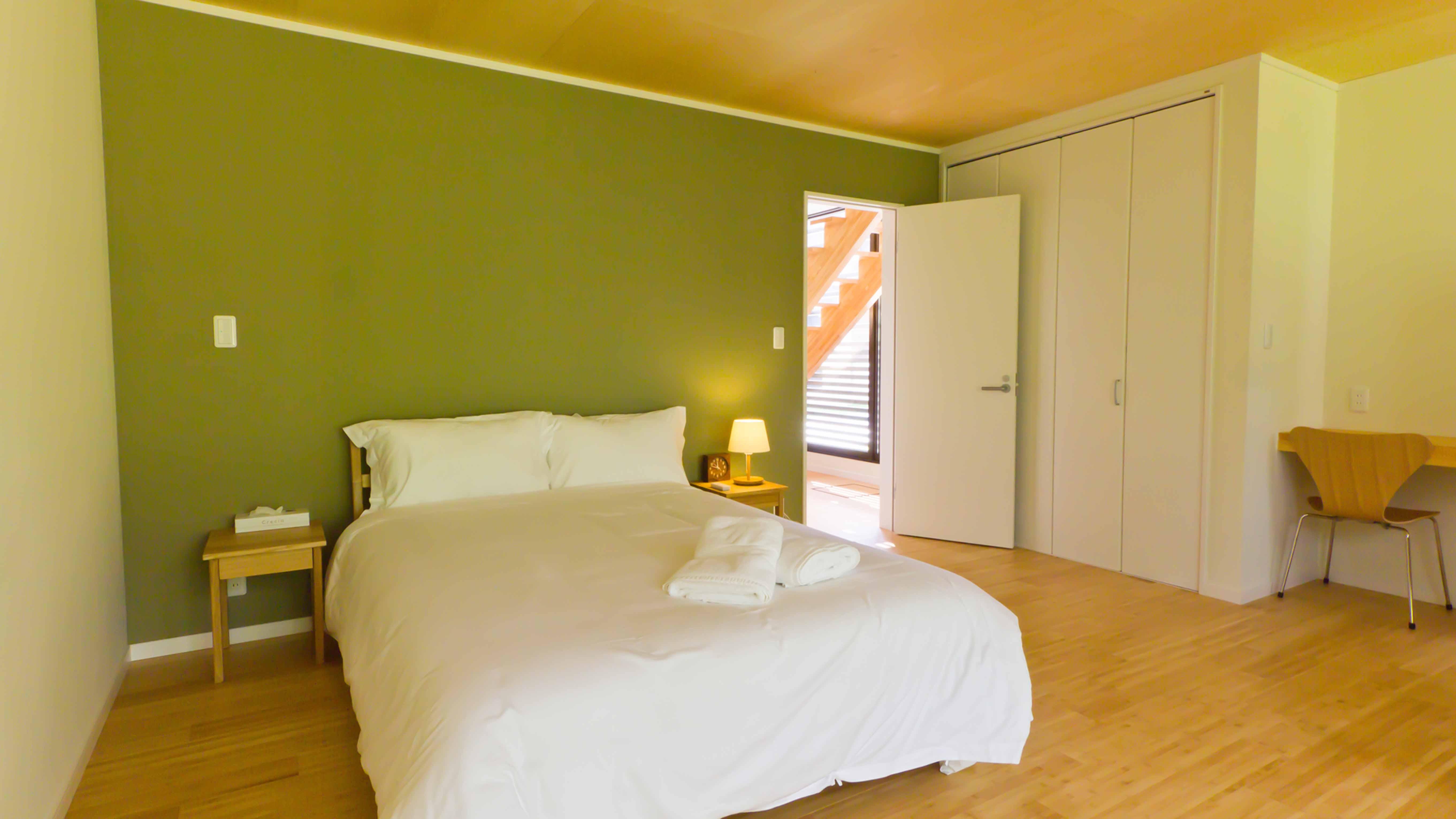Gakuto Villas – Master Bedroom