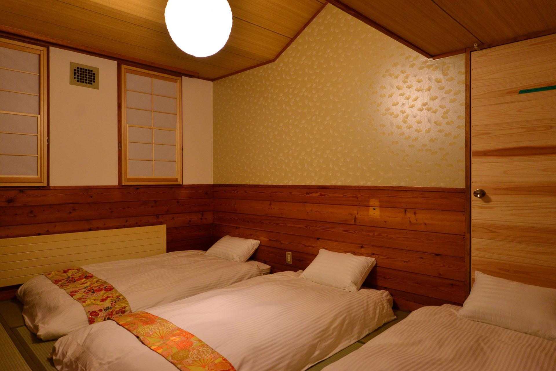 206 Tatami + Loft