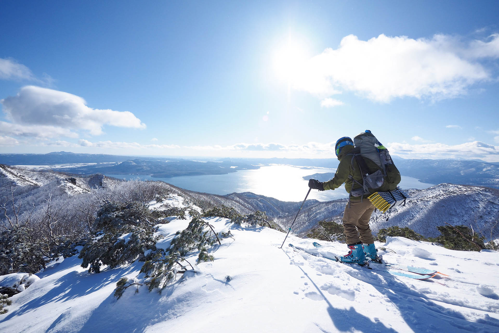 e5be3670b6 Backcountry enthusiasts local to the island prefecture have enjoyed and  established these trails for many years