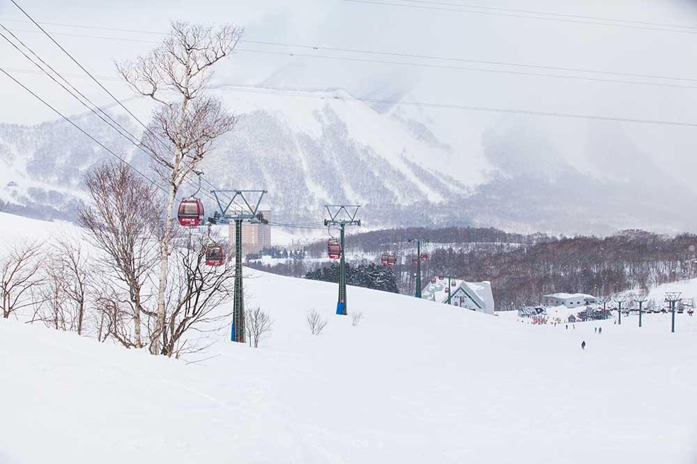 Best Ski Resorts in Japan - Rusutsu