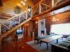 Rusutsu Log House – Living